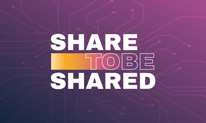 "A technology competition ""SHARE TO BE SHARED"" - Send small articles, get big prizes! - HAPPENING NOW!"