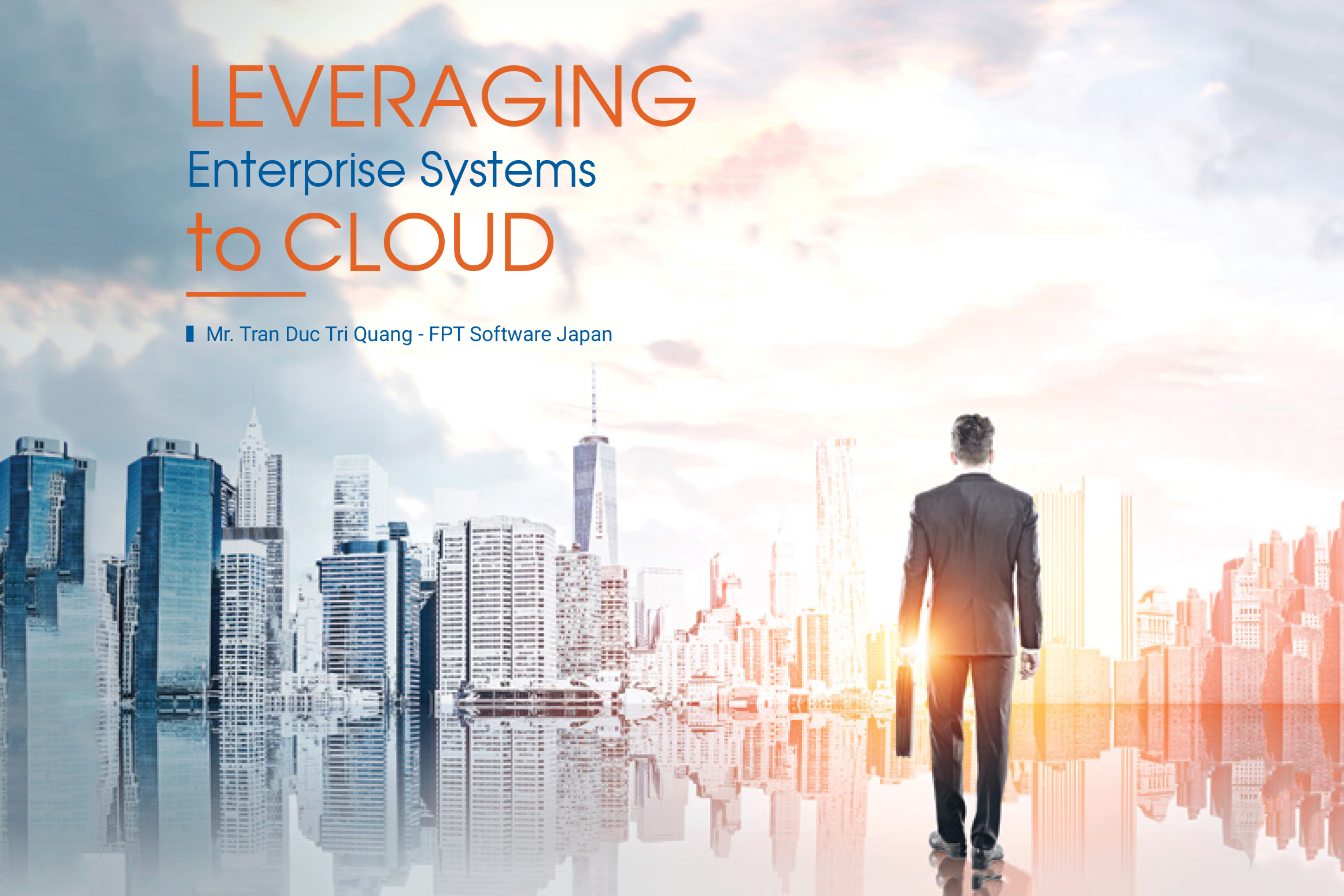 Leveraging Enterprise systems to Cloud