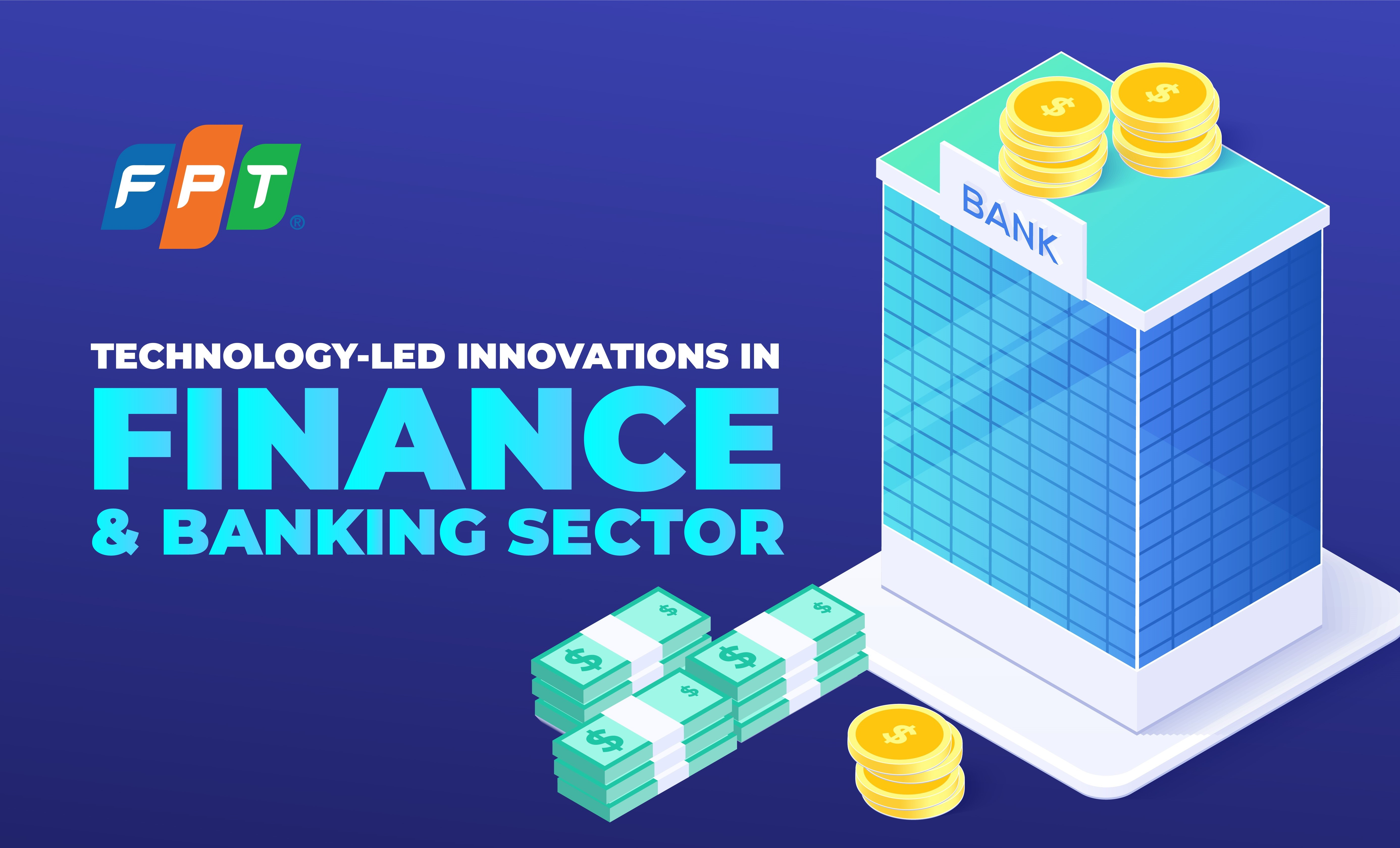 Technology-led Innovations in Finance & Banking Sector
