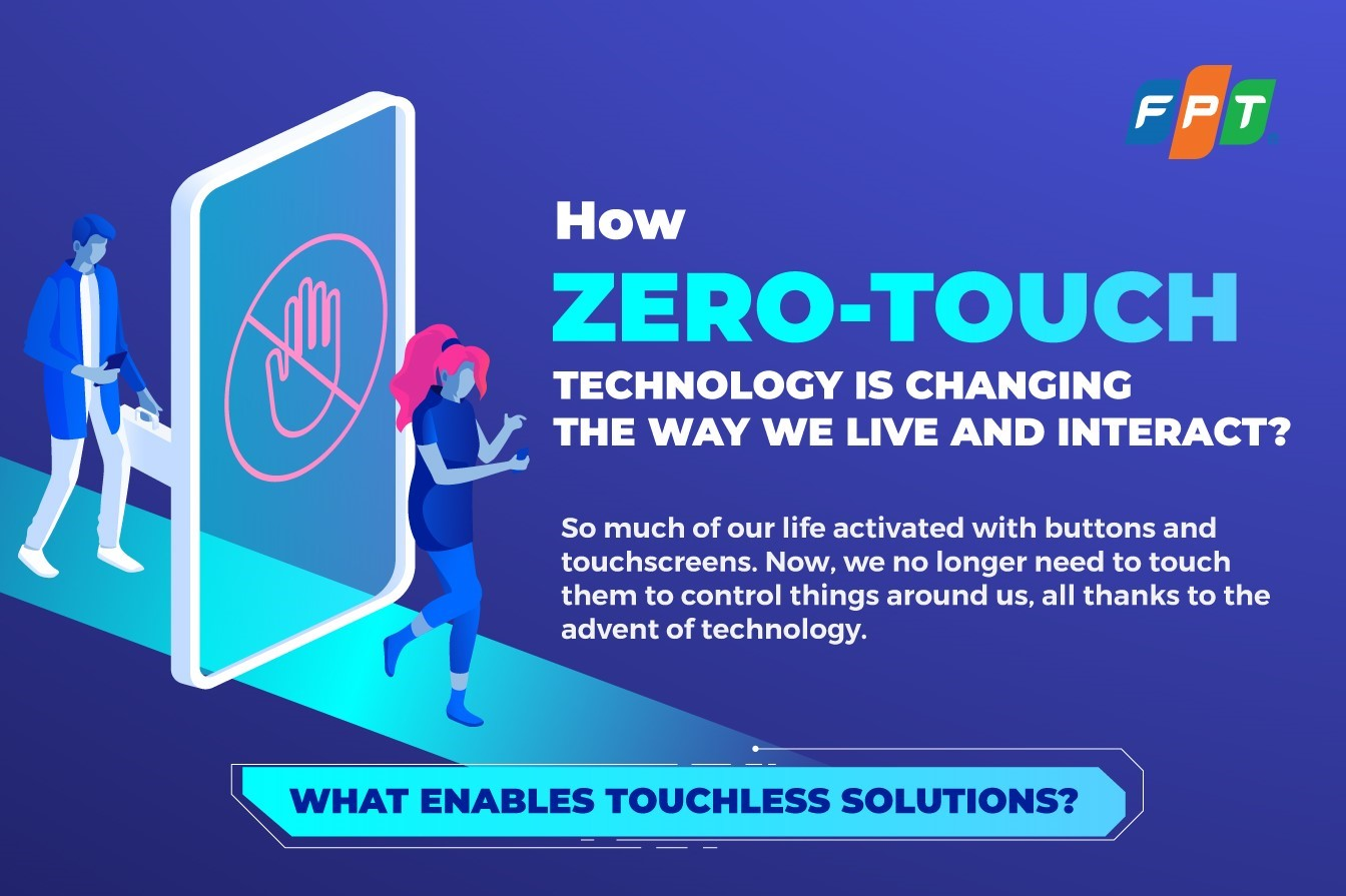 How Zero-touch Technology is Changing the Way We Live and Interact?