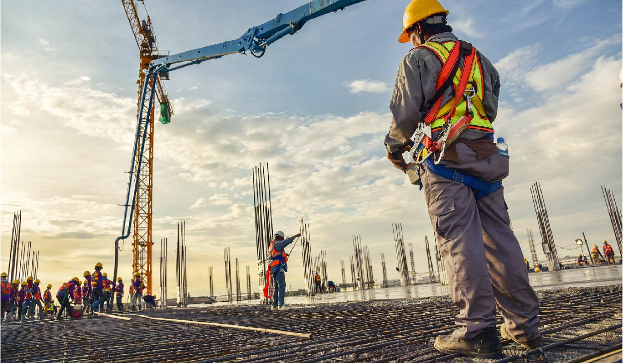 Top 3 Technology Trends that Will Define Construction in 2021