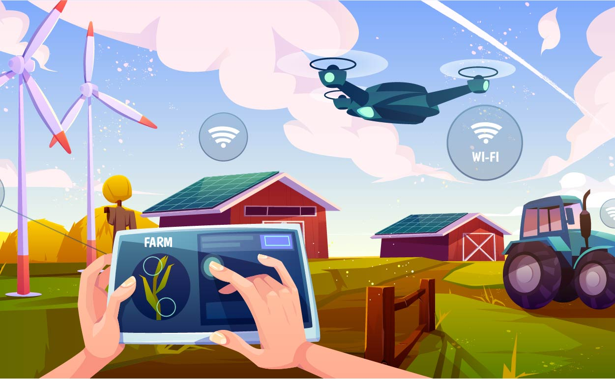 IoT Solutions forAgriculture 4.0