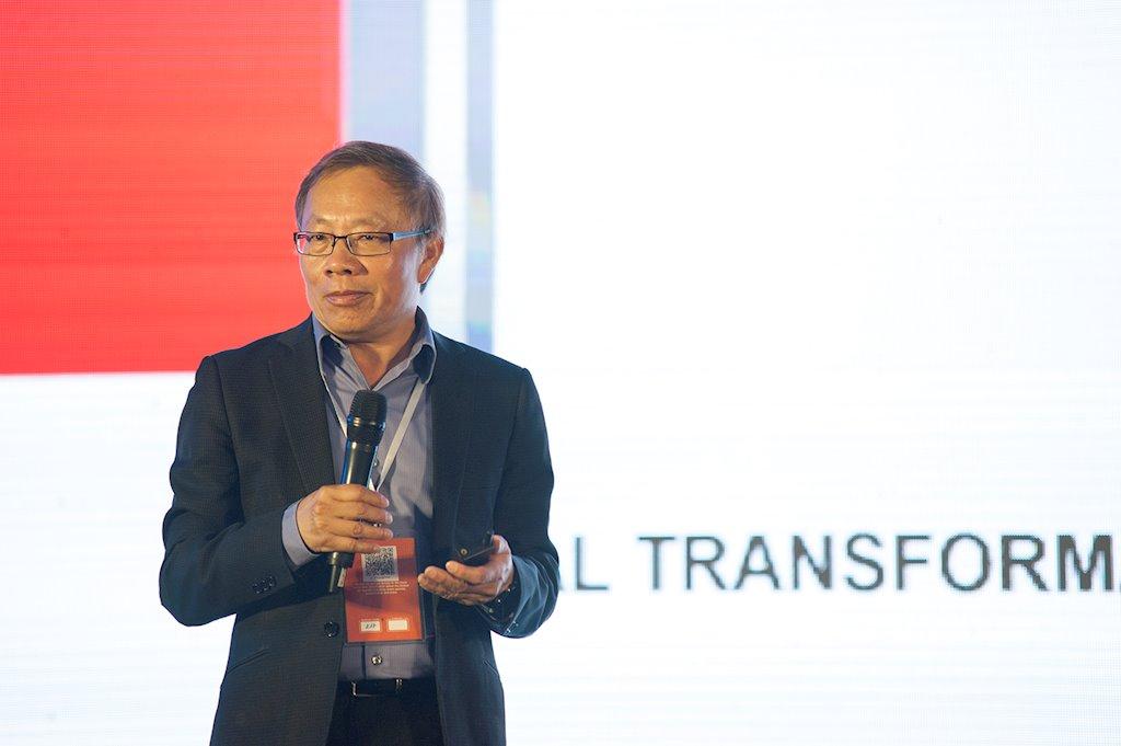 Guru Talks: Digital Transformation Requires Cross-function