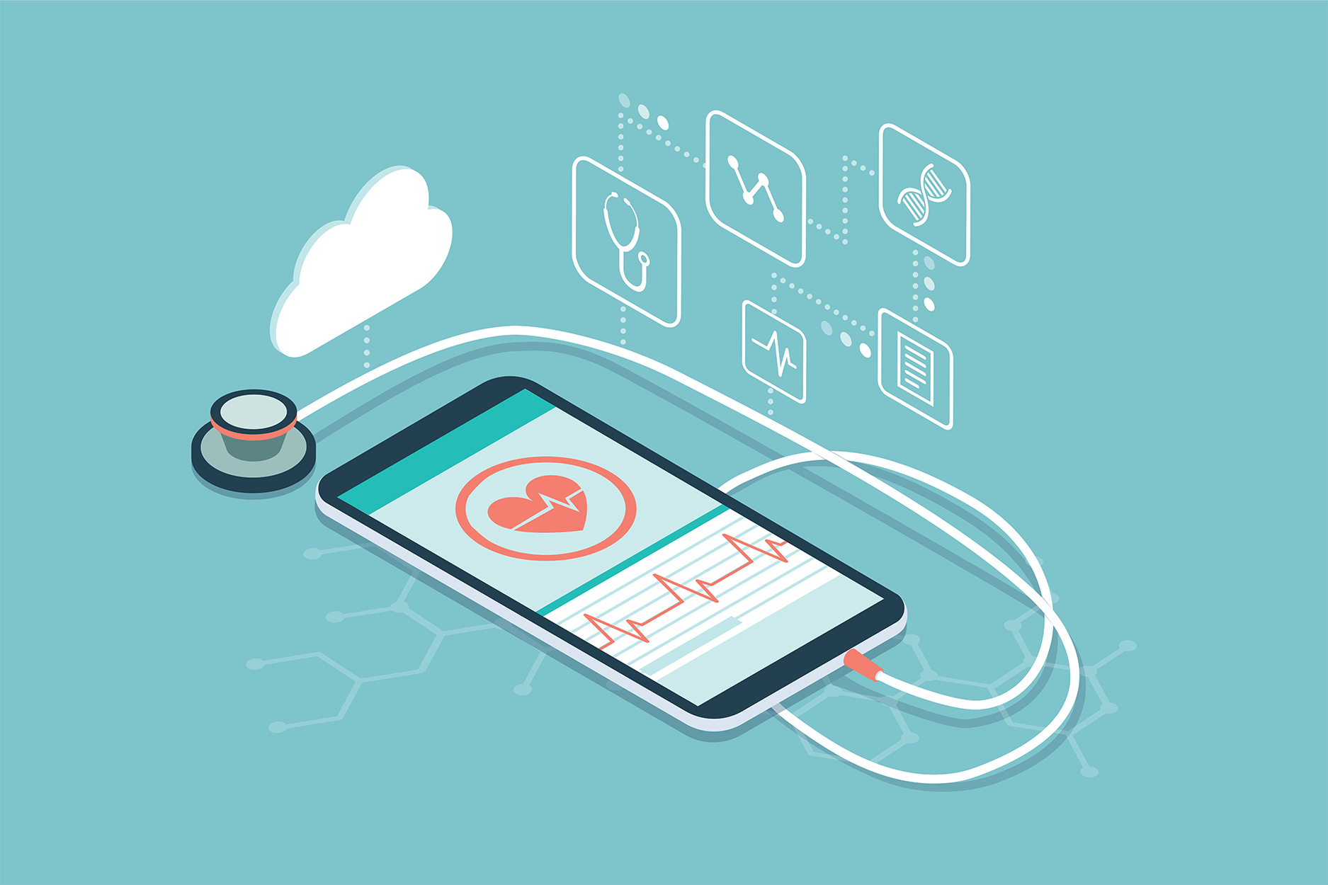 Cloud as an Answer for System Resilience in Healthcare